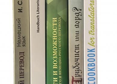 Bücher für Einsteiger: Überleben als Übersetzer von Miriam Neidhardt et al.